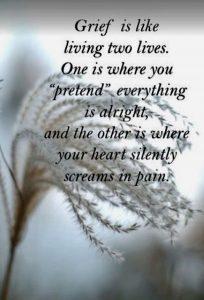 Pretend pain