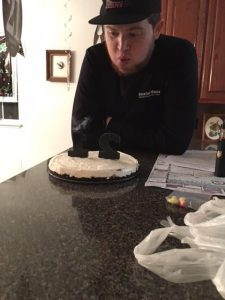 Chase bday cake