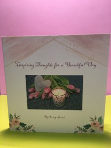 Inspirational Book Small Standing